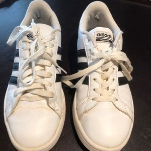 Adidas Grand Court Casual Sneaker Cloudfoam